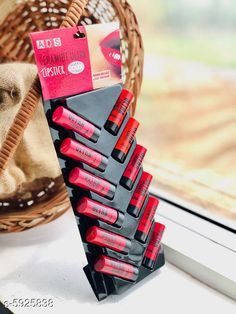 Lipsticks Premium Intense Lipsticks Product Name: ADS Creamide Ultra Lipstick (Pack of 12) Finish: Matte Type: Stick Multipack: 2 Country of Origin: India Sizes Available: Free Size   Catalog Rating: ★4 (15079)  Catalog Name: Free gift Make Up Premium Intense Lipsticks CatalogID_895880 C171-SC2005 Code: 181-5925838-033