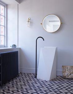 Room Swoon: Minimal bathroom | Life.Style.etc