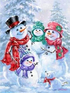 Merry Christmas is the day to love and happiness. Explore merry christmas wishes 2018 with quotes, messages, greetings. Christmas Scenes, Christmas Pictures, Christmas Snowman, Winter Christmas, Christmas Crafts, Merry Christmas, Christmas Decorations, Christmas Ornaments, Snowman Decorations