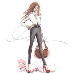 Inslee Haynes ❤ liked on Polyvore featuring sketches, drawings, backgrounds, fashion sketches and fillers