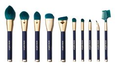 Here's Exactly How to Clean Your Makeup Brushes from InStyle.com