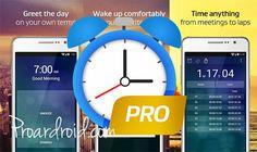 تحميل تطبيق Alarm Clock Xtreme & Timer النسخة المدفوعة مجانا للاندرويد باخر تحديث !  استيقظ بلطف على موسيقاك المفضلة وتجنب تعطيل المنبه دون قصد مع المنبه Xtreme!  تمتع الآن مع متعقب الحركة خلال النوم!  المنبه الذكي يتضمن ميزات تمنع الغفوة الزائدة ويخرجك من السرير. كما يأتي مع مؤقت وساعة إيقاف مدمجة ومتعقب جديد بالكامل للحركة خلال النوم.  انضم إلى أكثر من 30.000.000 شخص قاموا بتثبيت تطبيقات المنبه بالفعل ومنحوا هذا التطبيق تقييم 4.7 نجوم!  تنزيل تطبيق المنبه Xtreme المميز الخالي من الإعلانات…