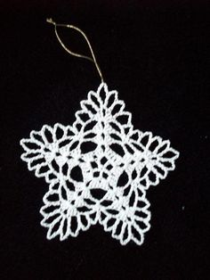 Looking for crocheting project inspiration? Check out Snowflake by member tinker2.