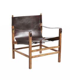 CB2 Expad Lounge Chair