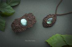 Браслет и кулон. Плетеные украшения. Микромакраме. macrame #браслет #макраме #украшения #микромакраме #micromacrame #macrame #bracelet #jewelry