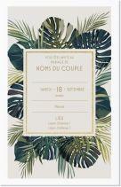 Modèles de Invitations mariage, Mariage Invitations et faire-part, Invitations et faire-part pour Invitations mariage, Mariage Page 3 | Vistaprint