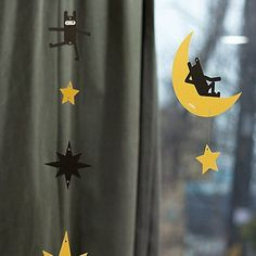 Mask Bunny Paper Mobile - Stars Paper Mobile, Mobile Design, Cool Diy Projects, Bunny, Stars, Mobiles, Cute Bunny, Mobile Phones, Sterne