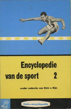 Encyclopedie van de sport 2. Book cover