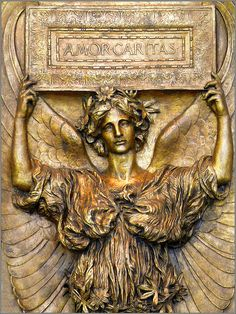 Metropolitan Museum of Art : Amor Caritas