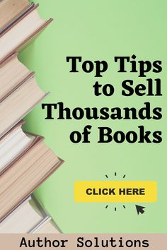 These tips will work for any author, whether you have a few published books and a moderate fan base, or you are just preparing to launch your first book. Don't waste time and money experimenting with marketing strategies; follow the tips that have helped me build a large audience and sell a ton of books as a self-published author. #bookmarketing #author #writer #booksales