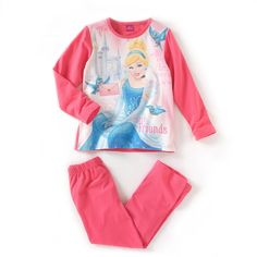 Pijama jersey cinderela Disney | La Redoute