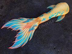 Gorgeous new Finfolk tail