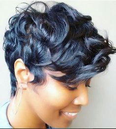 771 hot short hairstyles lace front wigs human hair wigs african american wigs for black women Dope Hairstyles, Short Hairstyles For Women, African American Short Hairstyles, Wedding Hairstyles, Formal Hairstyles, Everyday Hairstyles, Braided Hairstyles, Short Sassy Hair, Short Hair Cuts