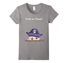 b3a4e2fb52472 Amazon.com: Halloween Pregnancy Baby Announcement Pirate Costume Shirt:  Clothing. Pregnant Halloween ...