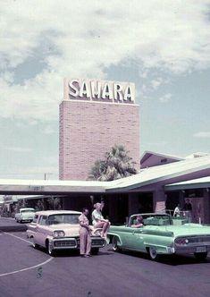 Sahara Hotel & Casino, Las Vegas 1958