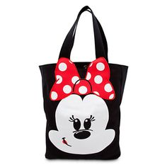Mickey and Minnie Mouse Tote - Artist Series Two | Bags & Totes | Disney Store