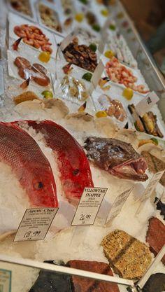 Seafood | BlackSalt Fish Market - yelp reviews say it's quality but pricey