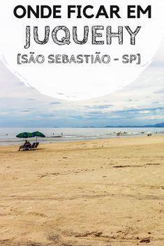 Juquehy, no litoral norte de São Paulo: Dicas de onde ficar. Descubra qual a melhor região, além de indicações de hotéis e pousadas em uma das melhores praias de São Sebastião. #juquehy