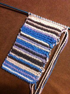 Conceptual Knitting