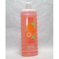 Avon Bubble Bath - Fresh Peach