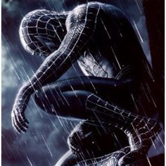 Even the web head gets alittle down in the dumps