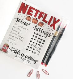 Bullet journal Here is a list of some nice Netflix series to watch & I rat. - Bullet journal Here is a list of some nice Netflix series to watch & I rat… Bullet journal Here is a list of some nice Netflix series to watch & I rated them Bullet Journal School, Bullet Journal Netflix, Bullet Journal Lists, Bullet Journal Notebook, Bullet Journal Themes, Bullet Journal Inspo, Book Journal, Journal Ideas, Journals