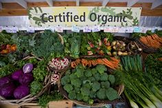 One of the best stands at Santa Monica Farmers Market - Fairview Gardens