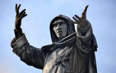 23 May 1498-Dominican Friar Girolamo Savonarola Executed by Being Burned Alive