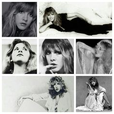 Stevie Nicks Collage Created By Tisha 03/11/15