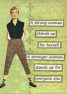 strong women quotes beauty Stand up. Visit Waverider @ http://www.waveridermp3.com #wisdom #brainwave #brainwave entrainment