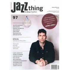 JazzThing - das #Magazin für #Jazz #Blues und jegliche improvisierte #Musik - gibts jetzt in Deinem zeitungsladen oder #Bahnhofsbuchhandel oder direkt hier: mit einem Doppelklick !