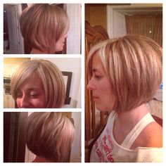 #stacked #bob #scruples @lemar by Leslie