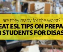 Extreme Weather: Be Prepared with These Cool ESL Activities