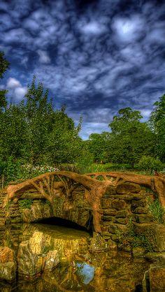 Wilson Park, Fayetteville, Arkansas