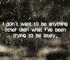 I Don't Want To Be by Gavin Degraw
