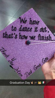 Grey's Anatomy graduation cap