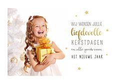 Kerstkaart eigen foto, verkrijgbaar bij #kaartje2go