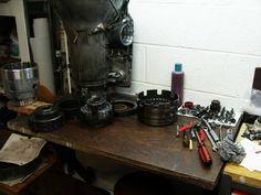 Rebuild Tips, Tricks & Tools Chevy Transmission, Automatic Transmission, Truck Repair, T Bucket, Blueberry Cake, Garage, Tools, Carport Garage, Blueberry Grunt