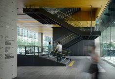 NHN Headquarters   NBBJ Architects
