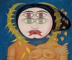 Victor Brauner -Antithesis-1937