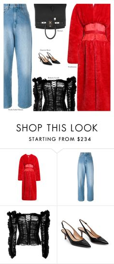 """""""Untitled #4372"""" by amberelb ❤ liked on Polyvore featuring pushBUTTON, Étoile Isabel Marant, Roberto Cavalli and Hermès"""