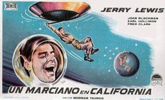 Un marciano en California (1960) tt0054446 PP