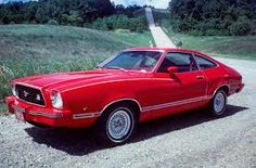Image result for ford mustang ii images