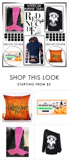 """""""7 Dresslily Halloween giveaway"""" by nejra-l ❤ liked on Polyvore featuring Polaroid"""