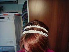 Hairband homemade
