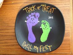 pinterest fun fall cookies | ... plates! So much fun! Can be used for halloween cookies or treats