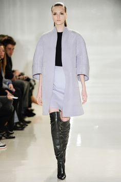 Ralph Rucci | Fall 2014 Ready-to-Wear Collection | Style.com | #nyfw