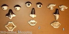 GARDEN-TREE-FACE-NOVELTY-ORNAMENT-DECORATION-FUN-GIVE-YOUR-TREES-A-PERSONALITY