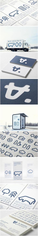 Branding Design, A-Moloko #branding #design (http://www.pinterest.com/designeurnet/)