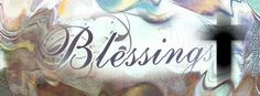 Blessings timeline cover for Facebook
